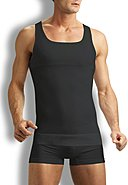 CONTROLBODY - Funktions-Top, Rundhals, black