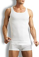 CONTROLBODY - Funktions-Top, Rundhals, white