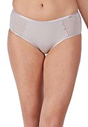 HUBER - Panty, light taupe