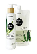 I WANT YOU NAKED - Body Wash + Refill Holy Hamp