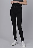 BASICS AND MORE - Stretch-Jeans, Slim Fit