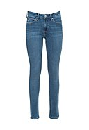 CALVIN KLEIN JEANS - Stretch-Jeans, Mid Rise Skinny