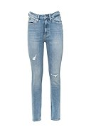 CALVIN KLEIN JEANS - Stretch-Jeans, High Rise Skinny