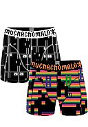 MUCHACHOMALO - Boxer-Briefs Gaming Consoles, 2er-Pack