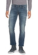 MUSTANG - Stretch-Jeans Michigan, Tapered Fit