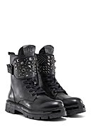 REPLAY - Boots Crowley, Leder