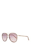 GUESS BY MARCIANO - Sonnenbrille GF6052, UV 400, roségolden