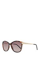 GUESS BY MARCIANO - Sonnenbrille GF6104, UV 400, braun