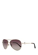 GUESS BY MARCIANO - Sonnenbrille GU7641, UV 400, golden