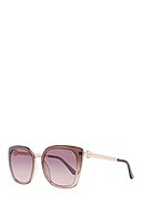 GUESS BY MARCIANO - Sonnenbrille GF6124, UV 400, braun