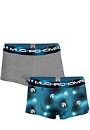 MUCHACHOMALO - Boxer-Briefs Man On The Moon, 2er-Pack