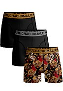 MUCHACHOMALO - Boxer-Briefs Rooster, 3er-Pack