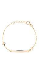 INSTANT D'OR - Armband, 375 Gelbgold
