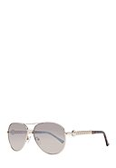GUESS BY MARCIANO - Sonnenbrille GF6088, UV 400, golden