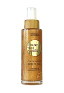 I WANT YOU NAKED - Body Oil Golden Glow, 100 ml , [29,99€/100ml]