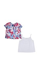 CHICCO - Top + T-Shirt, Rundhals