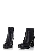 MUSK - Ankle-Boots, Absatz 8,5 cm