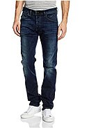 DIESEL - Stretch-Jeans Belther, L34, Tapered Fit