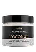 PURE MINERAL - Coconut Hair Mask, 350 ml  , [37,15€/1l]